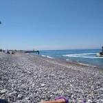 бриз пляж