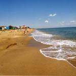 золотой пляж фото