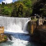 абхазия водопад
