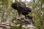 ожерелье урала гора каменная